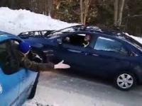 Agresja na drodze - problemy na podjęździe