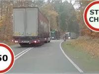 Stop Cham 250 - Niebezpieczne i chamskie sytuacje na drogach
