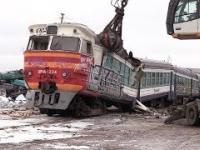 Jak wygląda złomowanie pociągu