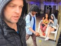 Dzielnica prostytucji w Bogocie - Kolumbia