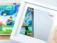 Gość ulepił planszę z super Mario Bros z plasteliny