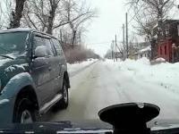 Kierowcy kontra Zima 1 - 4Koła