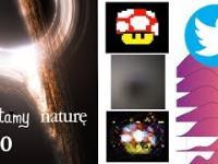 Czytamy naturę 10 | Supermasywne czarne dziury - Peryskop w smartfonie - Fake newsy