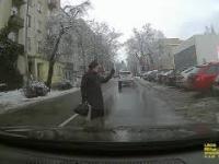 Sosnowiec, pomocna babcia