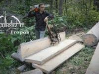 Cięcie drewna piłą łańcuchową, poziom master