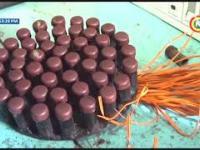 Kolejny pokaż potęgi fabryk zbrojeniowych Ghany