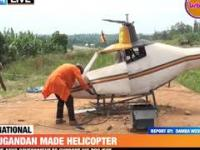 Pierwszy helikopter z Afryki, który ma szanse podbić rynki Europy