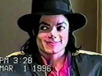 Nagranie z przesłuchania Michaela Jacksona ws. molestowania dzieci
