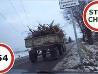 Stop Cham 254 - Niebezpieczne i chamskie sytuacje na drogach