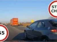 Stop Cham 255 - Niebezpieczne i chamskie sytuacje na drogach