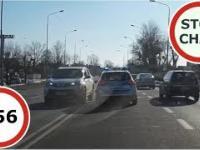 Stop Cham 256 - Niebezpieczne i chamskie sytuacje na drogach