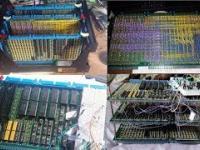 Nastolatek zbudował 16-bitowy procesor/4MHz