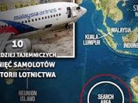10 Najbardziej tajemniczych zagnięć samolotów w historii lotnictwa