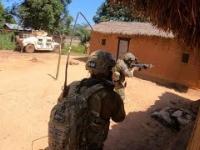 Akcja portugalskich żołnierzy w Republice Środkowoafrykańskiej