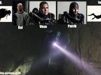 Nielegalna akcja ratunkowa w norweskiej jaskini