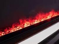 Bezpieczny ogień w kominku
