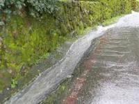 Wodospad ze schodów