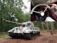 Jazda Panzerkampfwagen VI B Tiger II Königstiger