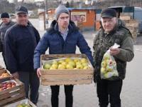 Polskie jabłka w hipermarkecie 2 kg-8 zł, w Sandomierzu 15 kg-7zł! AGROunia o Polskim sadownictwie