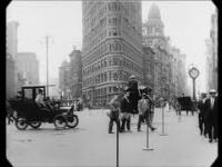 Filmowa wycieczka po Nowym Jorku z 1911 roku