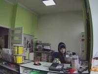 Perfidna kradzież w polskim sklepie