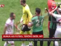 Turecki piłkarz wniósł na boisko żyletkę i ranił piłkarzy!