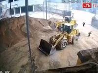 Pierwszy i ostatni dzień żony kierownika na placu budowy