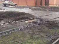 Terenowy tramwaj w Rosji