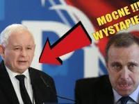 """Jarosław Kaczyński mega mocno o TOTALNEJ opozycji i LGBT: """"Nie wierzyłem jak to czytałem"""""""