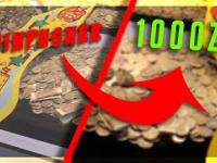 Ile można wygrać na automatach wrzucając 1000 złotych?