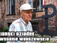 96 LETNI ŻOŁNIERZ AK opowieści wojenne - DZIARSKI DZIADEK