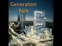 Generation Park Postępy prac budowlanych