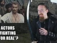 Najbardziej realistyczny pojedynek na szable w historii kina?