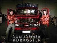 DRAGSTER GMC Intrall Lublin 2200KM - AXE parodia