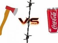 Axe VS COCA COLA