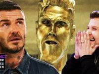 James Corden wkręca Beckhama w genialnym stylu!