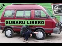 Złomnik: Subaru Libero – najlepszy samochód na świecie.