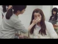 Japońska reklama kosmetyków