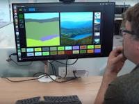 AI nVidia zmienia bazgroły w realistyczne zdjęcia