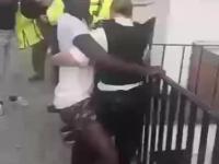 Policja w Wielkiej Brytanii