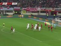 Skromne zwycięstwo z Austrią na otwarcie eliminacji! Austria - Polska 0-1