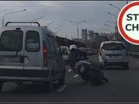 Patrz w lusterka motocykle są wszędzie - Wypadek