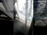 Jak działa fala uderzeniowa po potężnej eksplozji