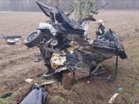 Kierowca BMW oszukał przeznaczenie