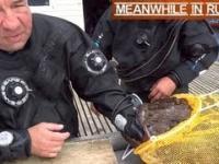 Uroki nurkowania w Rosji