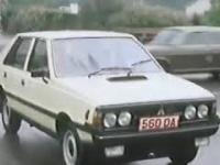 Top Gear, 1983. Odcinek o Polskiej motoryzacji