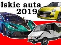 Polskie auta z 2019 roku o których mało kto słyszał
