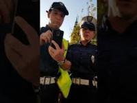 """Kolejny Sebix """"nękany"""" przez polską policję"""