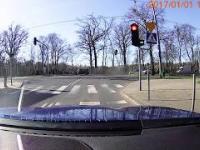 Spieszno do przedszkola - Wypadek Szczecin