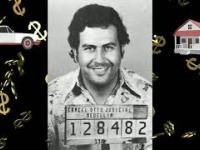 Ogromny majątek Pablo Escobara